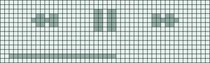 Alpha pattern #47111