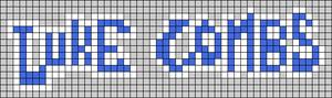 Alpha pattern #47112