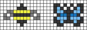 Alpha pattern #47115