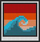 Alpha pattern #47121