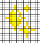 Alpha pattern #47125