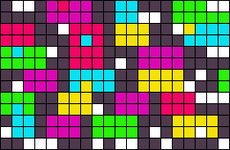 Alpha pattern #47131