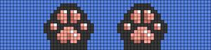 Alpha pattern #47135