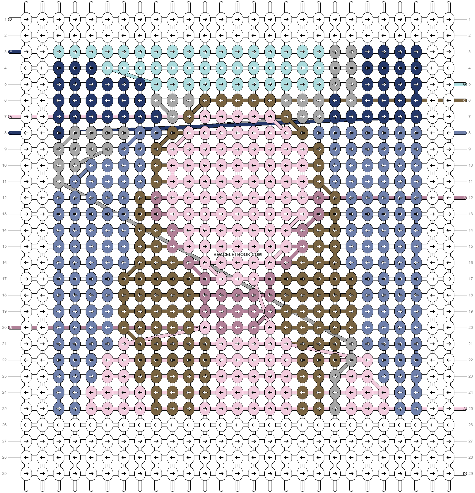 Alpha pattern #47148 pattern