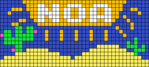 Alpha pattern #47151