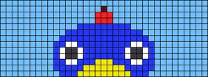 Alpha pattern #47156