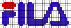 Alpha pattern #47157