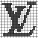 Alpha pattern #47159