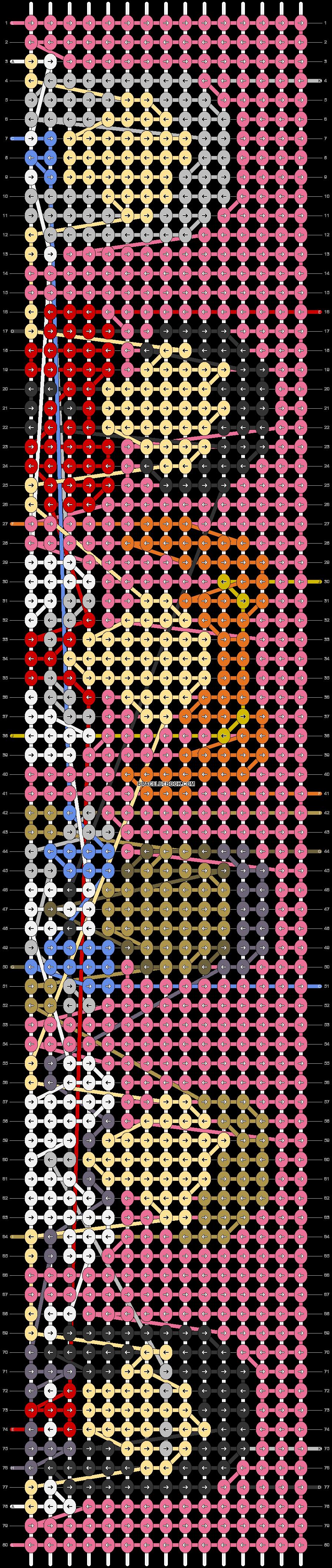 Alpha pattern #47161 pattern