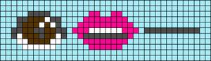 Alpha pattern #47164