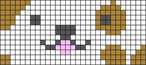 Alpha pattern #47165
