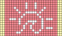 Alpha pattern #47166