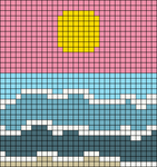 Alpha pattern #47191