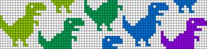 Alpha pattern #47194