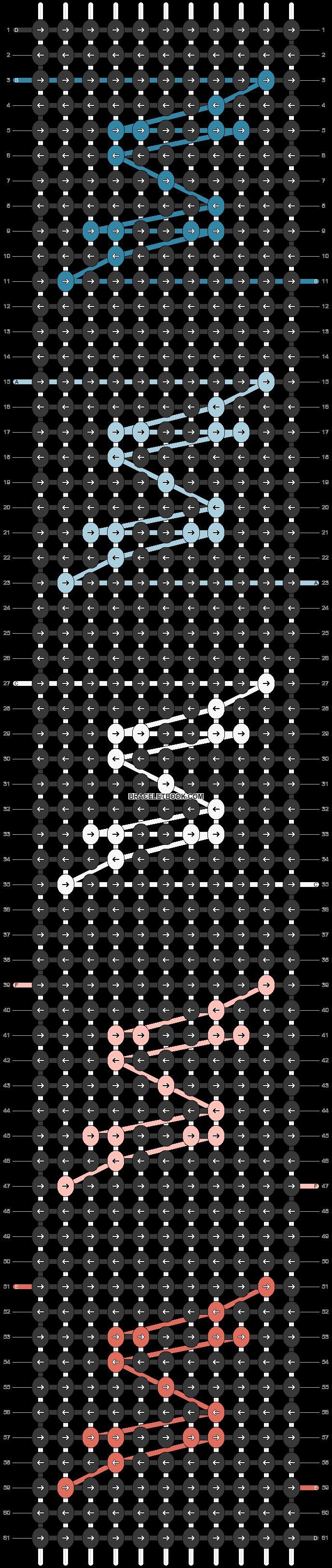 Alpha pattern #47209 pattern