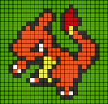 Alpha pattern #47221