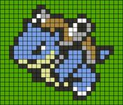 Alpha pattern #47226