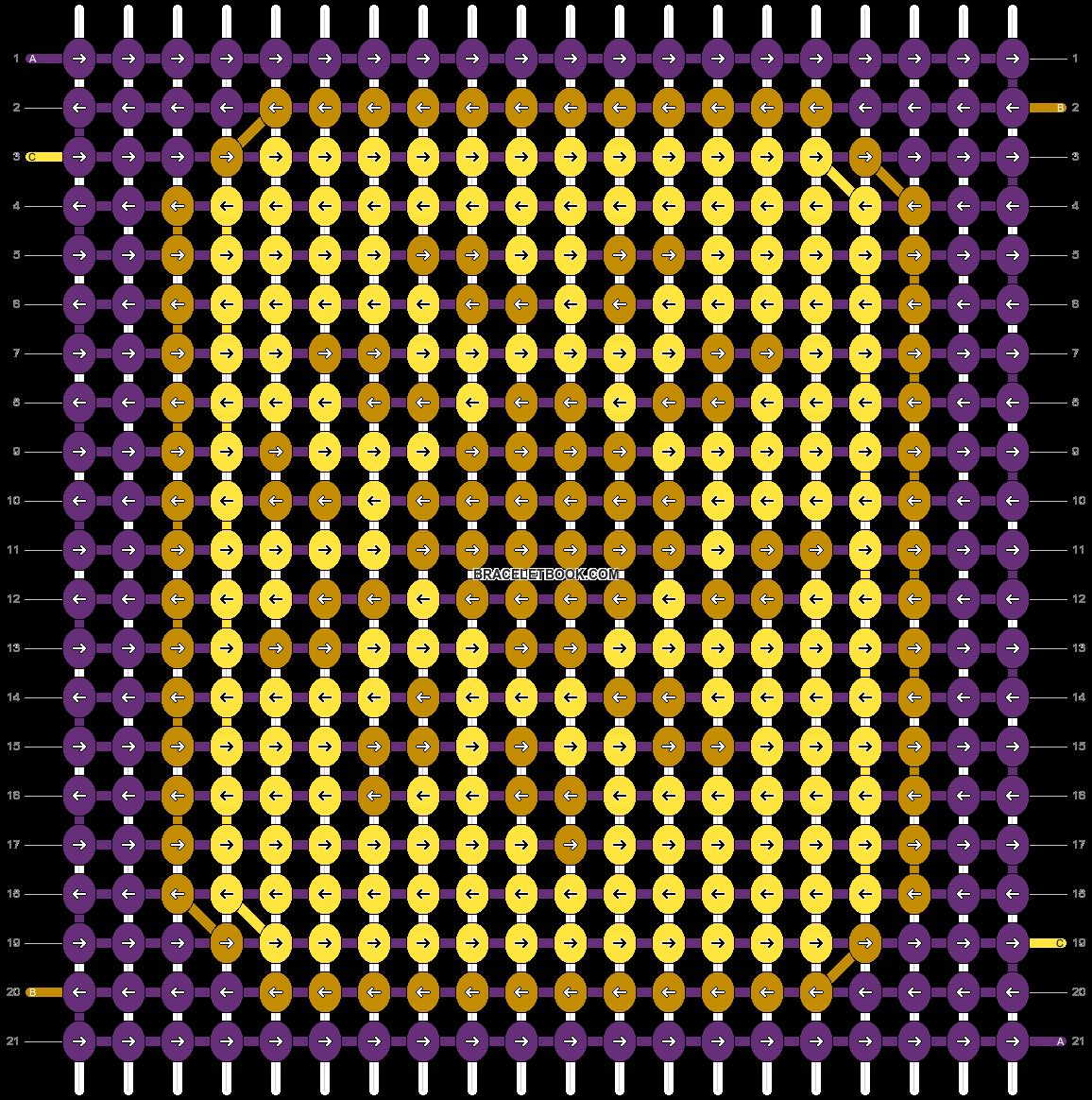 Alpha pattern #47238 pattern