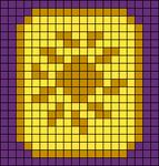 Alpha pattern #47238