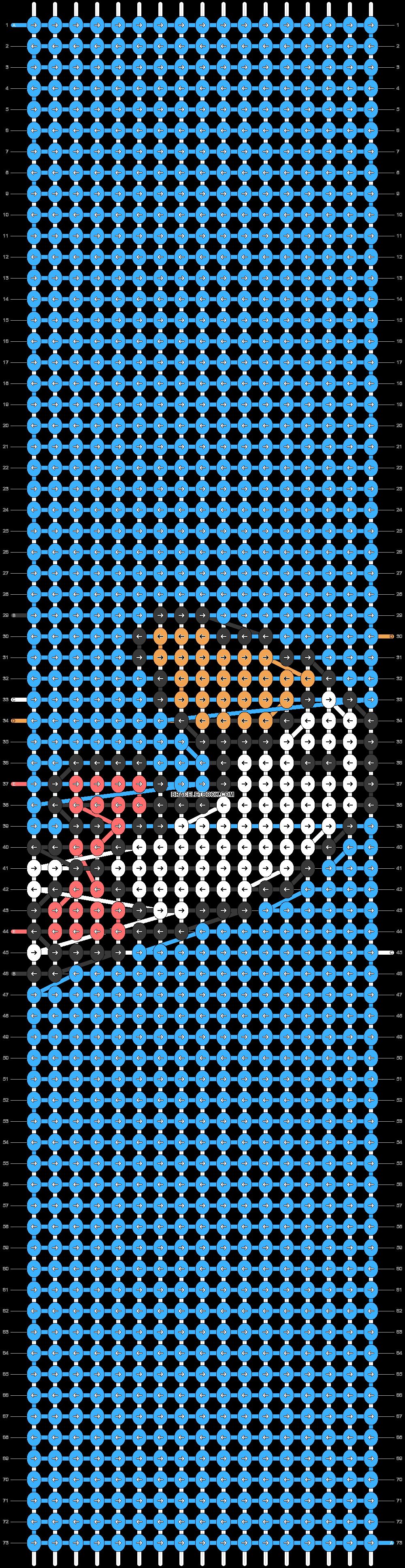 Alpha pattern #47243 pattern