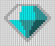 Alpha pattern #47244
