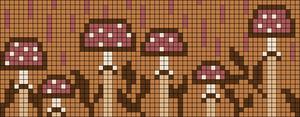Alpha pattern #47259