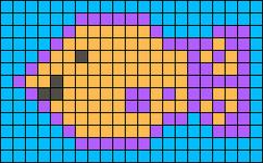 Alpha pattern #47270