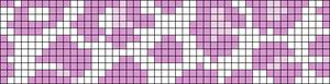Alpha pattern #47284
