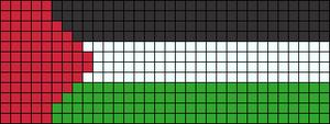 Alpha pattern #47285