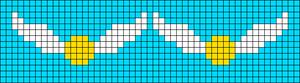 Alpha pattern #47296