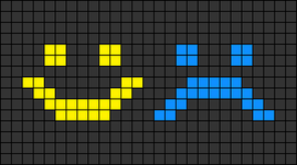 Alpha pattern #47300