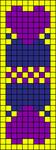 Alpha pattern #47307