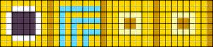 Alpha pattern #47312