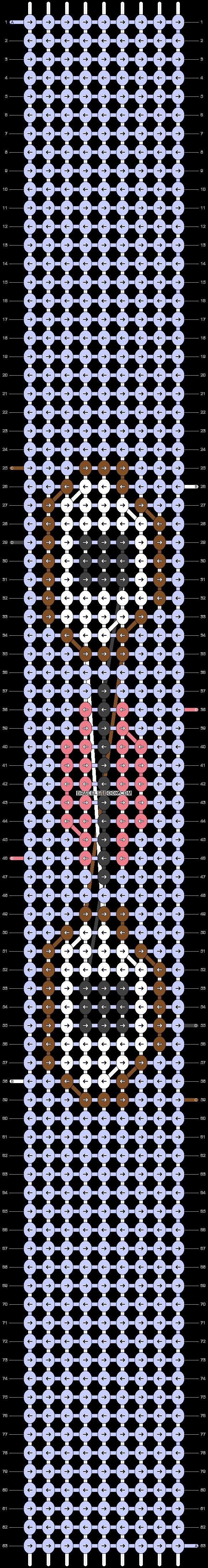 Alpha pattern #47317 pattern