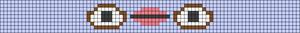 Alpha pattern #47317