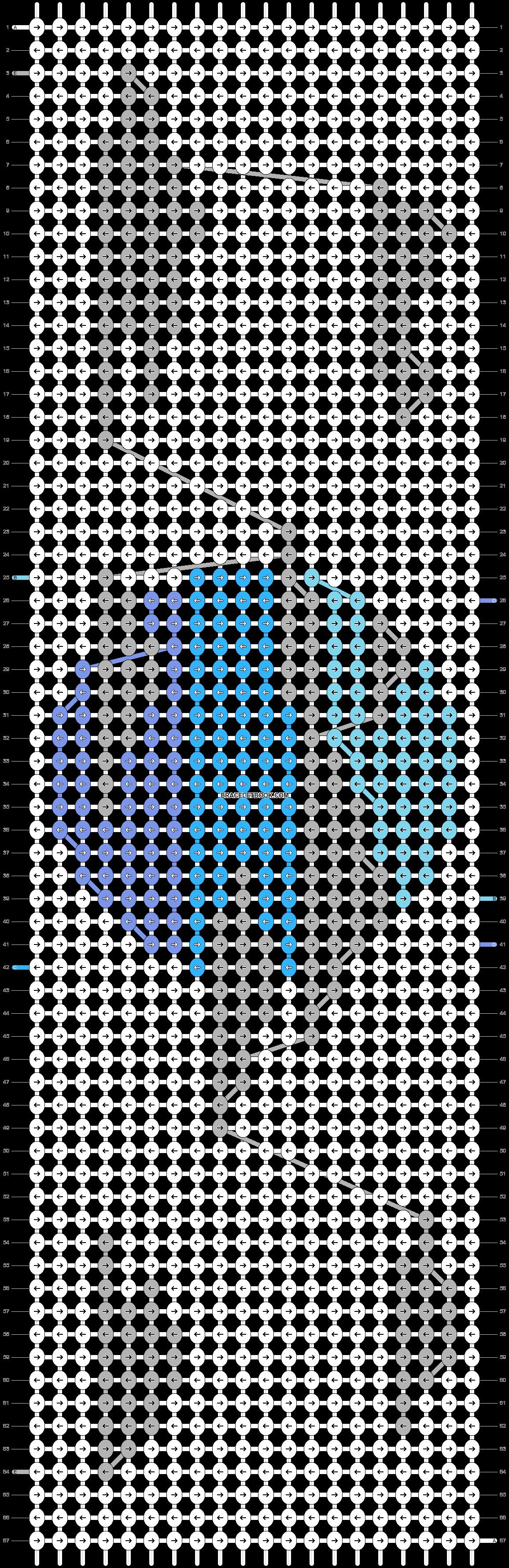 Alpha pattern #47322 pattern