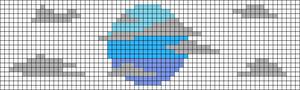 Alpha pattern #47322