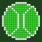 Alpha pattern #47323