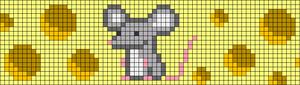 Alpha pattern #47325