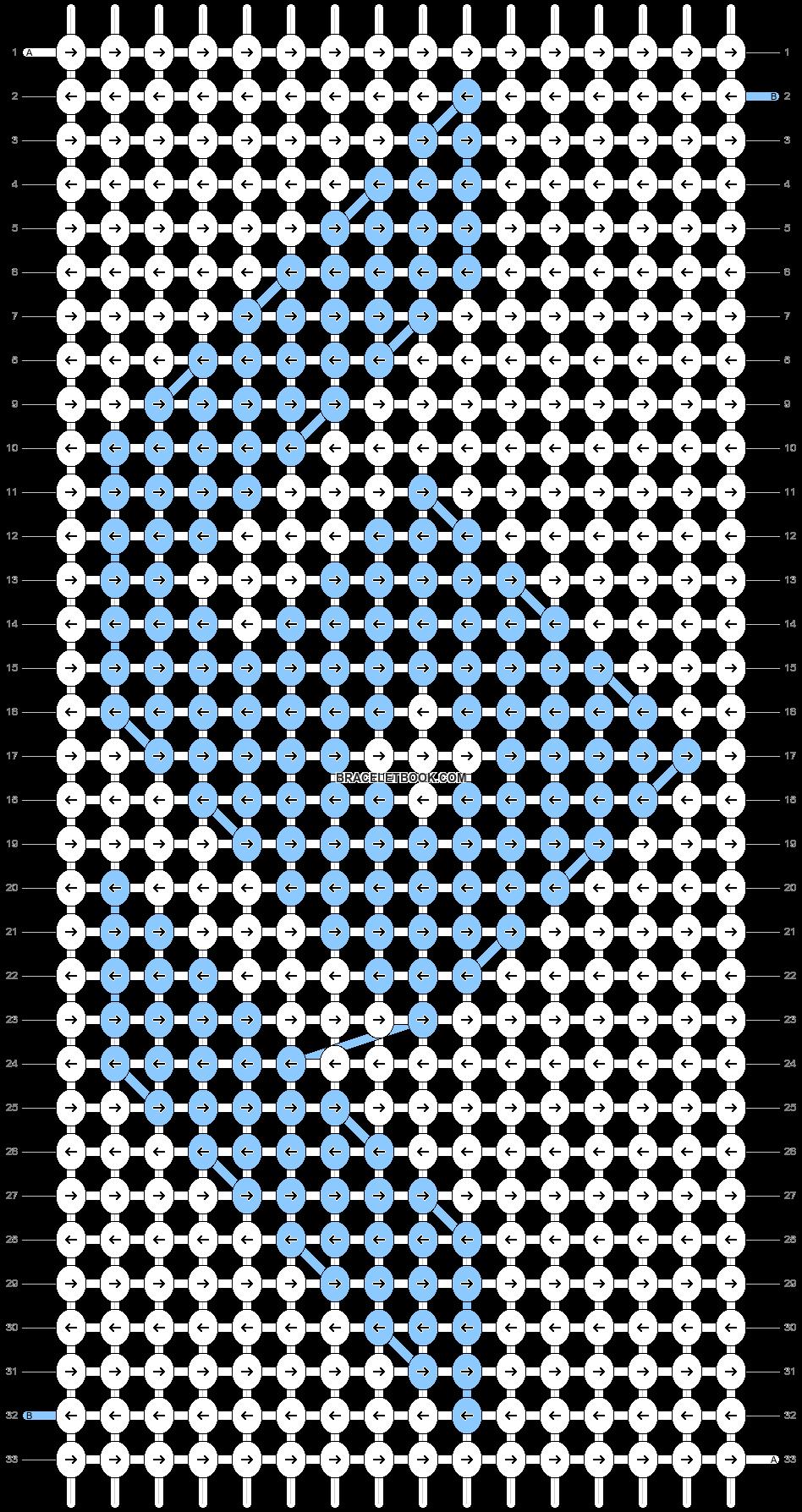 Alpha pattern #47337 pattern