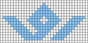 Alpha pattern #47337