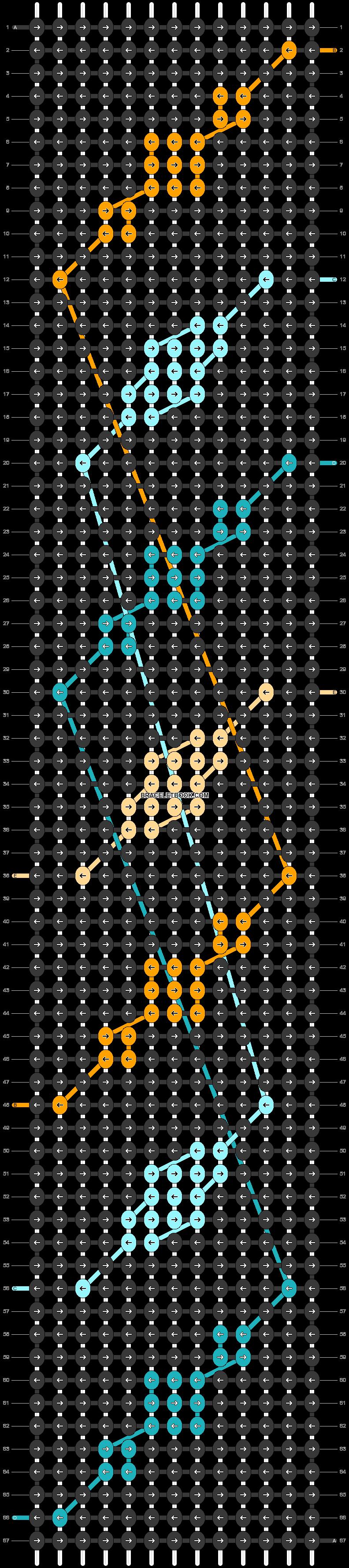 Alpha pattern #47342 pattern