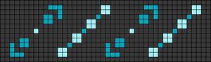 Alpha pattern #47343