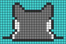 Alpha pattern #47348