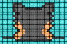 Alpha pattern #47352