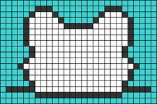 Alpha pattern #47355