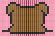Alpha pattern #47358