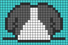 Alpha pattern #47359
