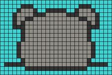 Alpha pattern #47360