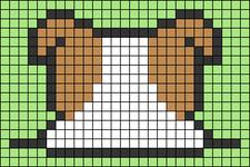 Alpha pattern #47361